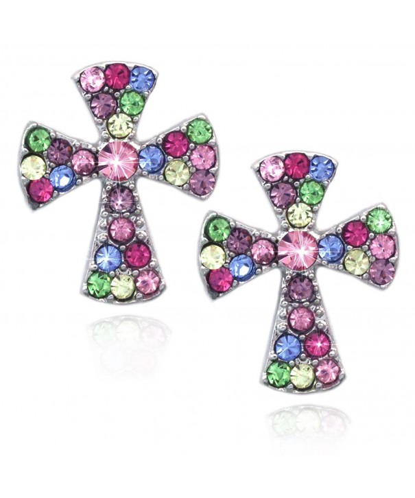 Small Earrings Christian Catholic Jewelry