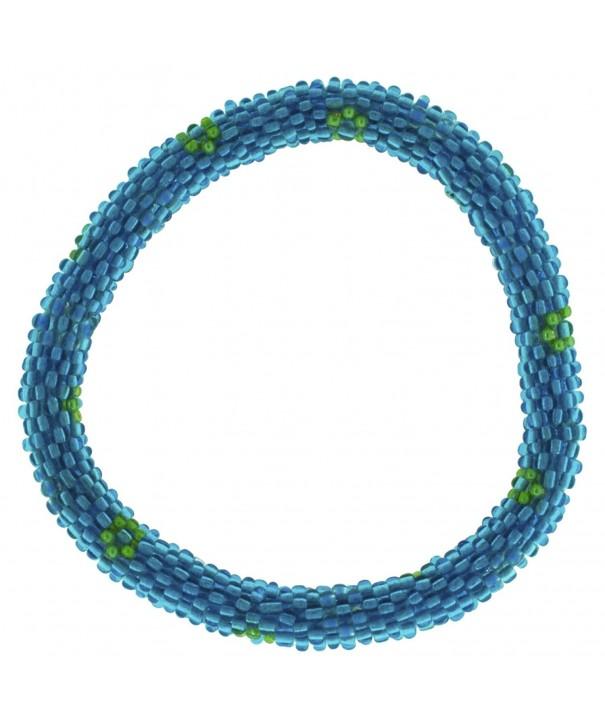 The Original Roll On Bracelet Island Blues