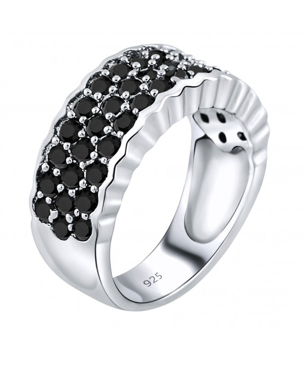 Mothers Sterling Featuring Zirconia Rhodium