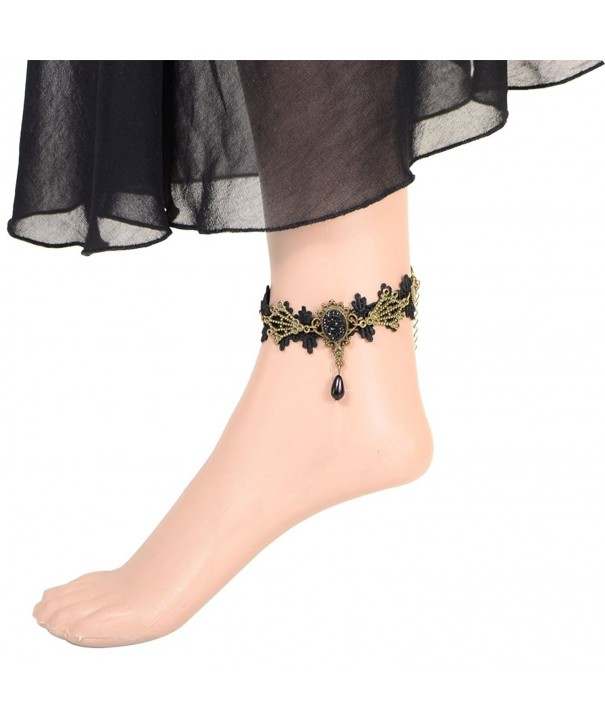 Fashion Lace Anklets Jewelry Bracelet