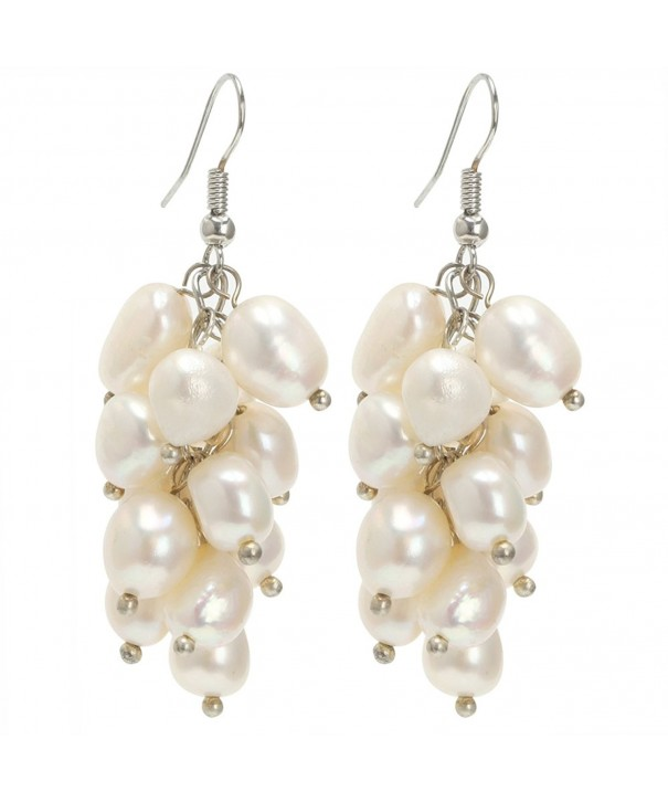 Freshwater Cultured Earring Fashion Wedding