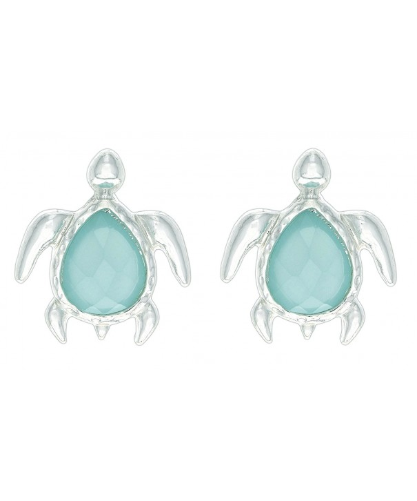 Trendy Jewels Marine Turtle Earrings