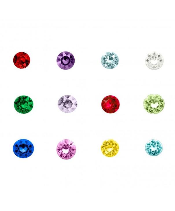 Locket Colorful Floating Necklace Bracelet
