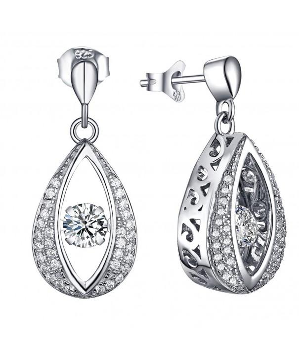 Mothers GiftsFiligree Earrings YL Sterling Girlfriend