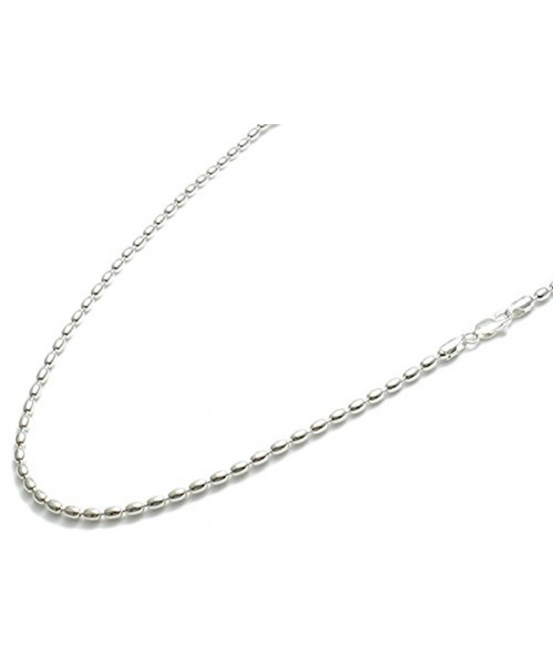 Sterling Silver Charleston Necklace Chain