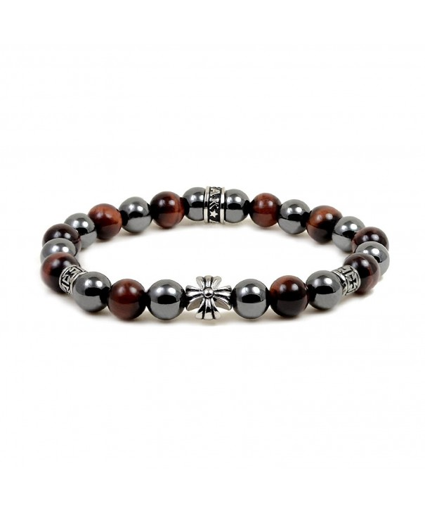Accents Kingdom Magnetic Hematite Bracelet