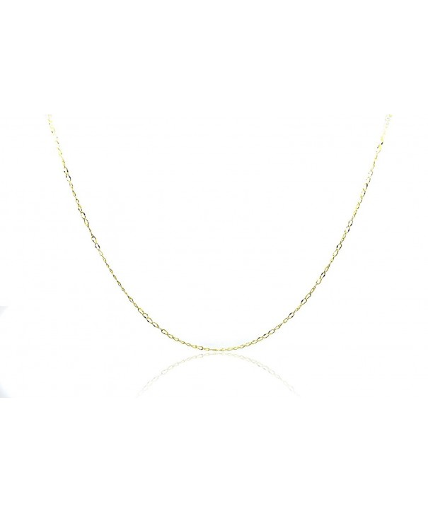 Chelsea Jewelry Collections Necklace yellow gold