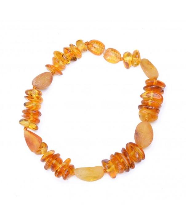 Handmade Baltic Amber Bracelet Adult