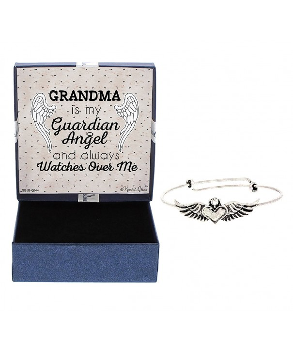 Bereavement Gift GrandMother Silver Tone Jewelry