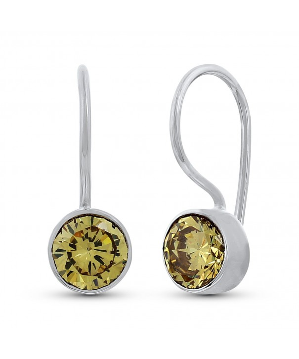 STELLAR DESIGNS Hypoallergenic Sterling Earrings