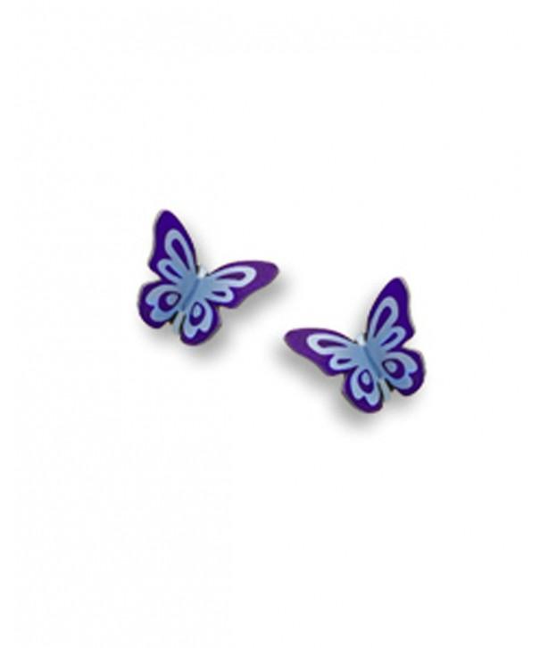Butterfly Earrings Sienna Sky si1744