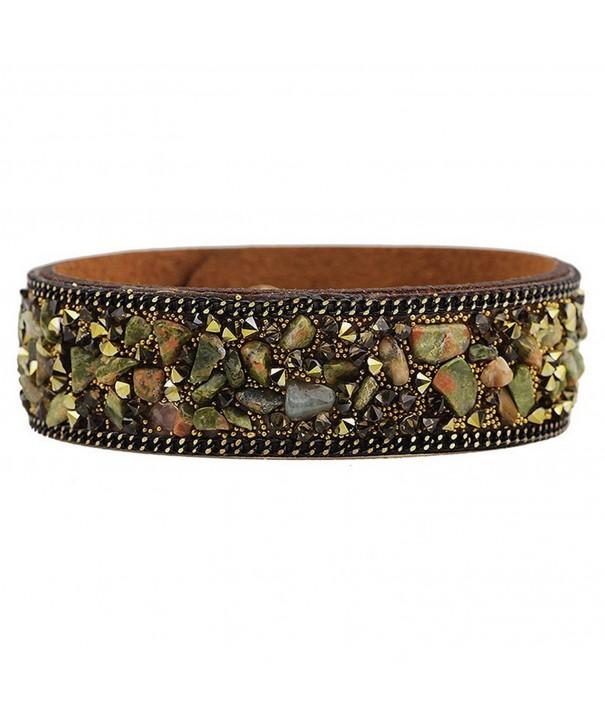 Handmade Natural Crystals Crystal Bracelets