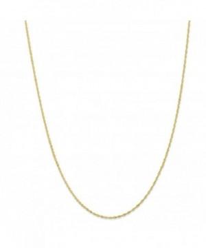 Yellow 1 10mm Singapore Chain Bracelet