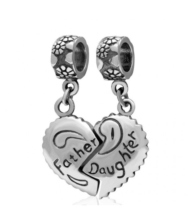 Choruslove Father Daughter Authentic Sterling