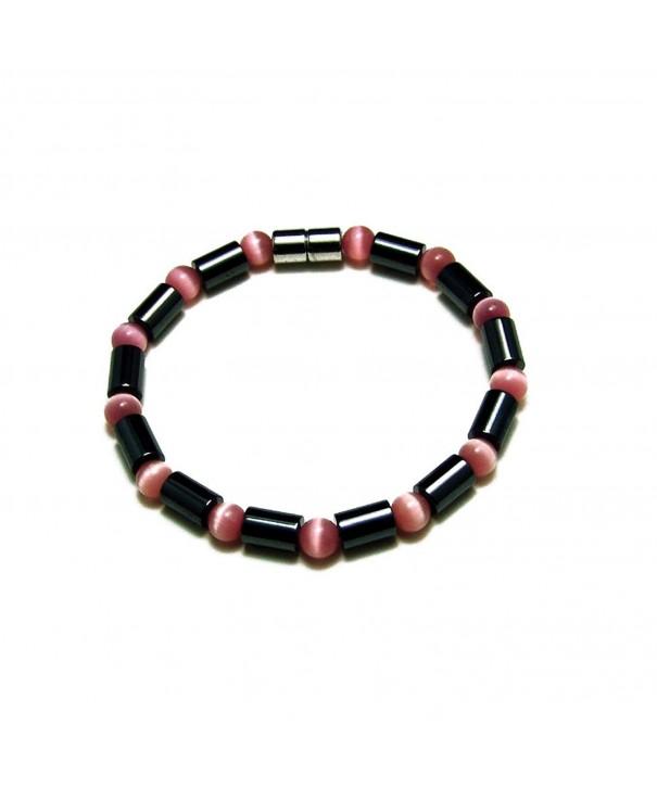 Accents Kingdom Magmetic Hematite Bracelet