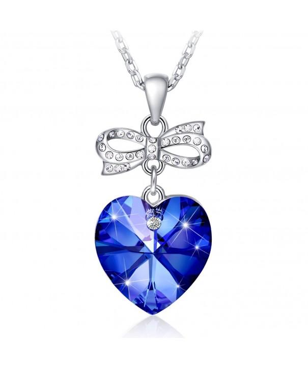 Necklaces Swarovski Crystals CAROLIER Chirstmas