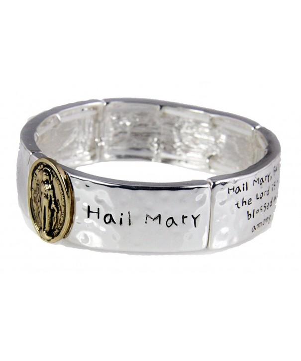 4031519 Prayer Stretch Bracelet Mother