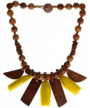 Royal Diamond Tropical Bib style Necklace