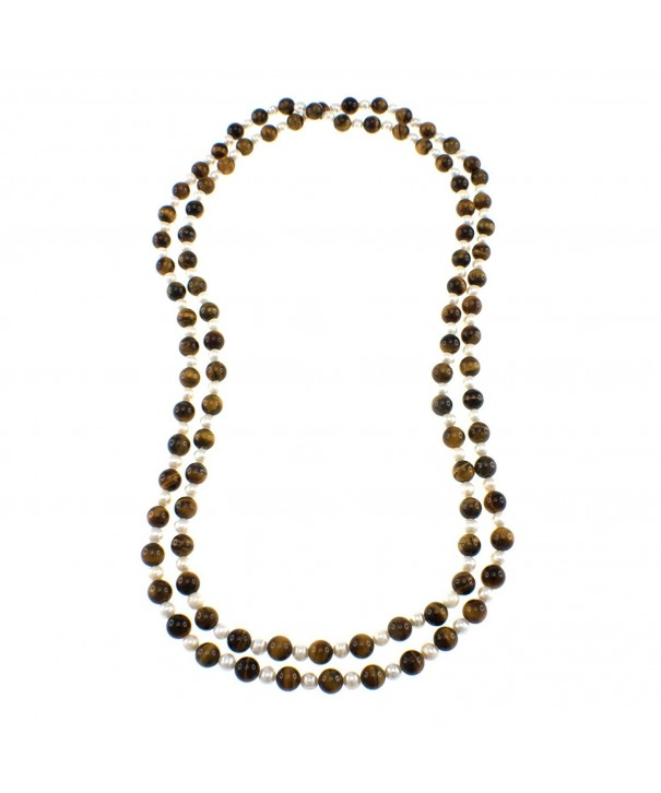 Pearlz Ocean Freshwater Endless Necklace