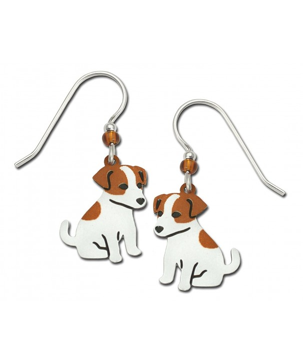 Sienna Sky Russell Terrier Earrings