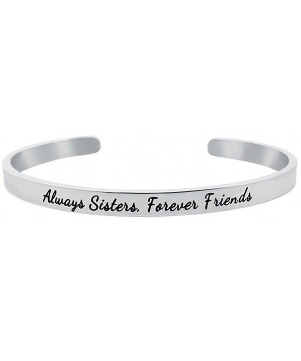 Sister Bracelet Sentimental Positive Stainless