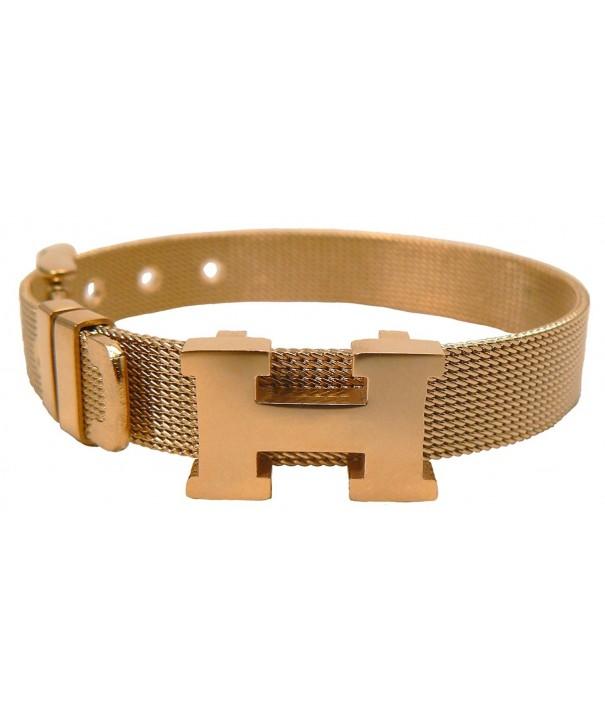 HM0101LB BRACELET STAINLESS STEEL GOLDEN
