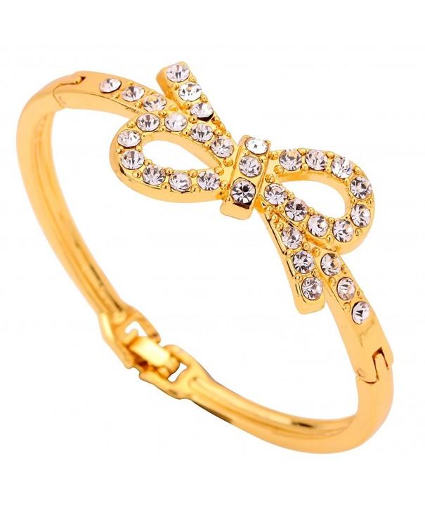 YAZILIND Exquisite Shape Bracelet Bangle