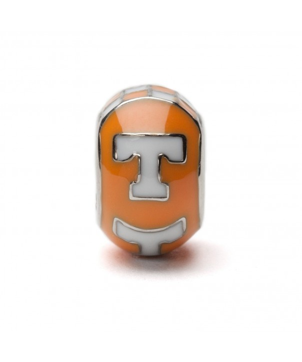 University Tennessee Volunteers Stainless Bracelets