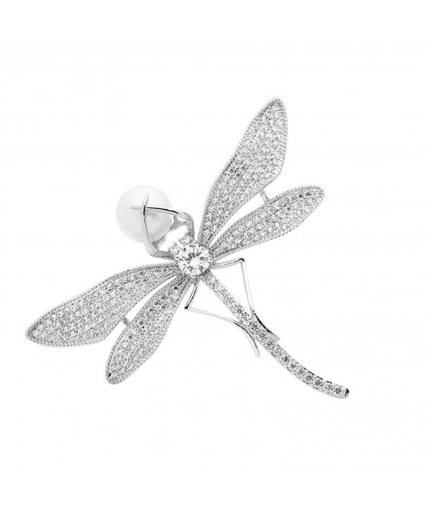 Animal Dragonfly Brooch Accessories Clothes