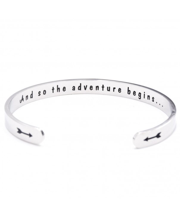 Class Adventure Begins Bracelet Graduation