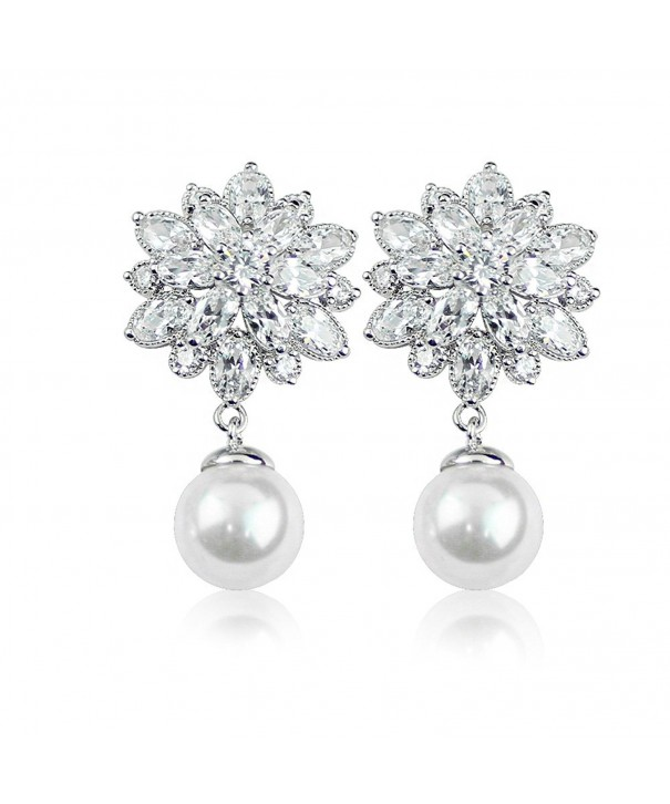 Merdia Charming Earrings Earring Simulated
