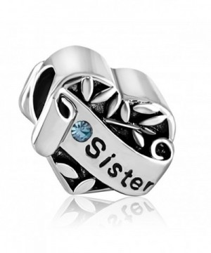 JMQJewelry Sister Birthstone Crystal Bracelets