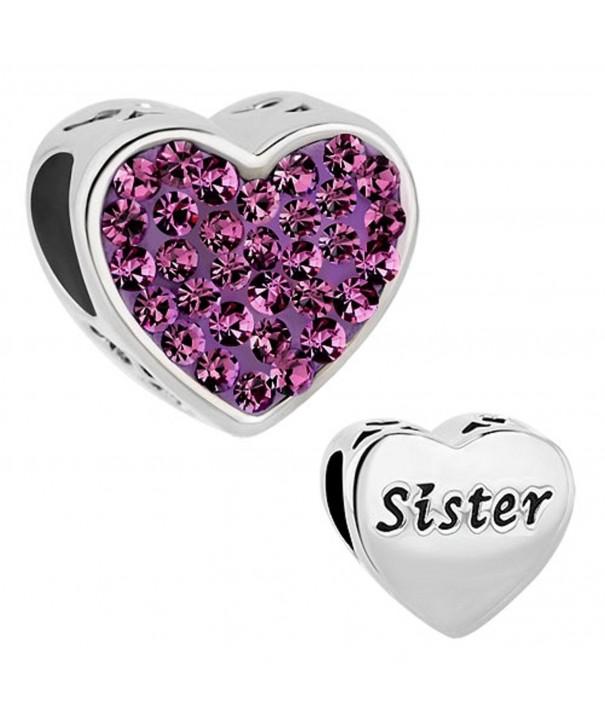 Charmed Craft Crystal Filigree Bracelets