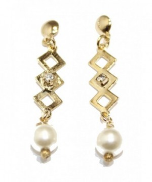Earrings Plated Earring Aretes Enchapados