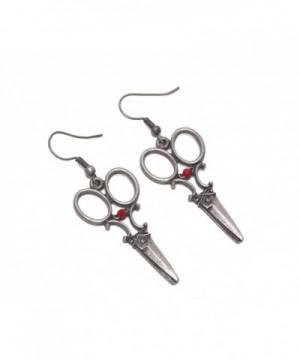 Gravity GT STEAMPNK EARRING SCISSORS Steampunk Earrings Scissors