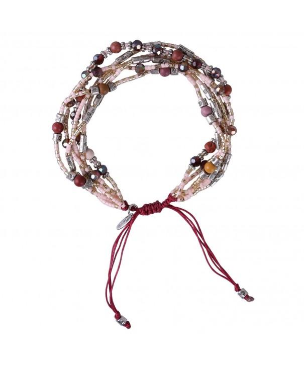 KELITCH Crystal Bracelet Handmade Classic