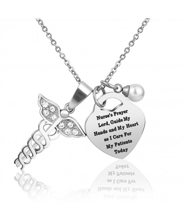 Nurse Necklace Gifts Christmas Graduation