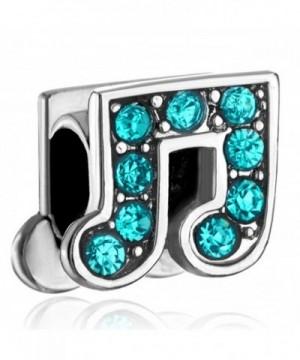 LovelyJewelry Crystal Birthstones Chamilia Bracelet