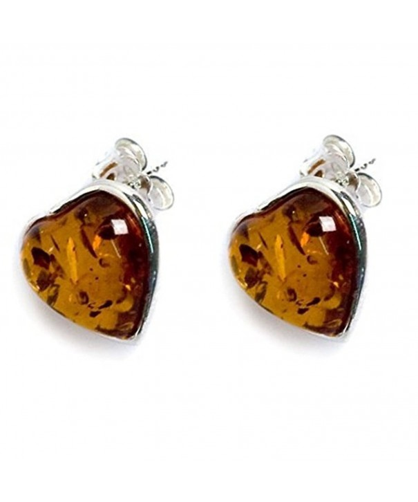 Baltic Sterling Silver Shaped Earrings