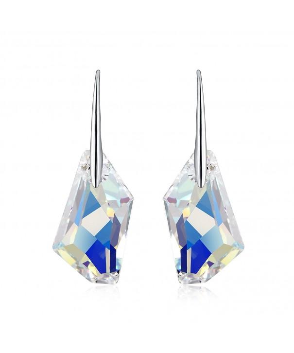 Osiana Dangle Earrings Swarovski Crystals