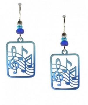 Sienna Sky Treble Earrings 1825
