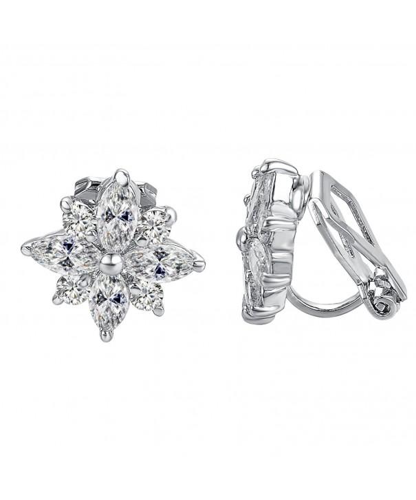 Yoursfs Snowflake Elegant Earrings Christmas
