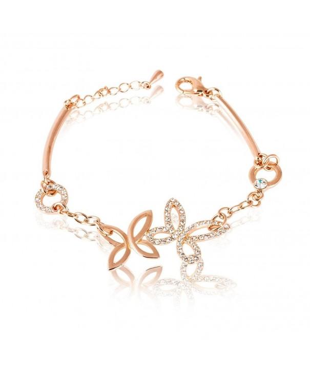 FAIRY COUPLE Butterfly Bracelet B89