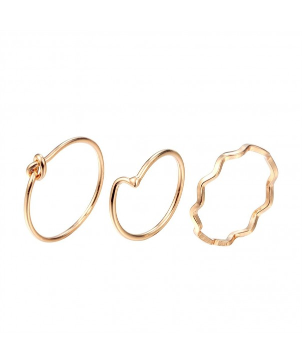 Fashion Rings Knuckle Finger Jewelry