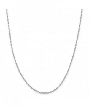 Sterling Silver 2 2mm Fancy Necklace