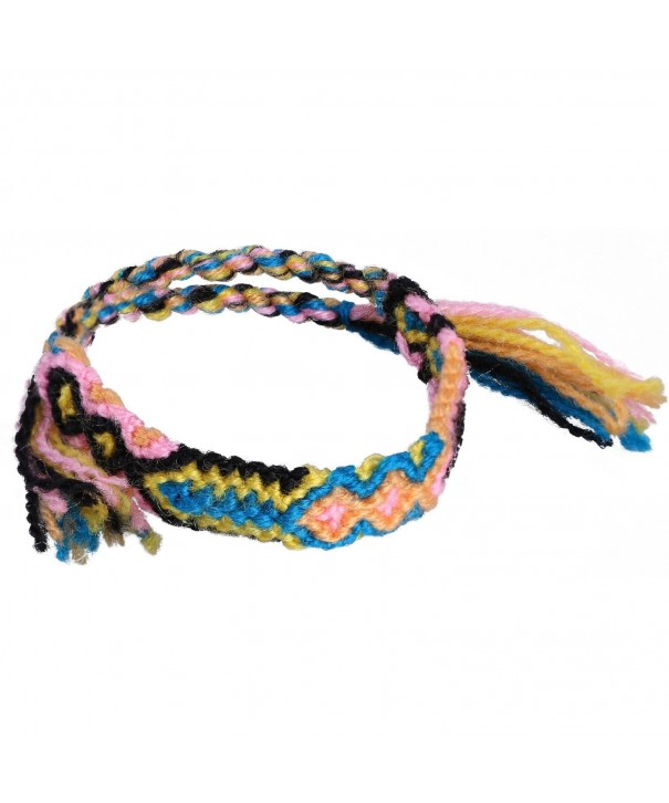 KELITCH Threads Handmade Friendship Bracelet
