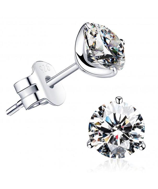 STUNNING Brilliant Simulated Diamond Earrings