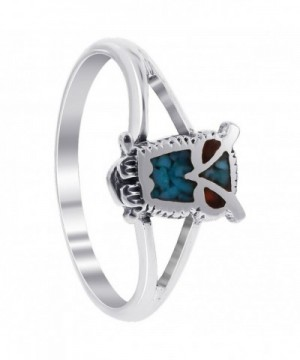 Gem Avenue Sterling Turquoise Southwestern