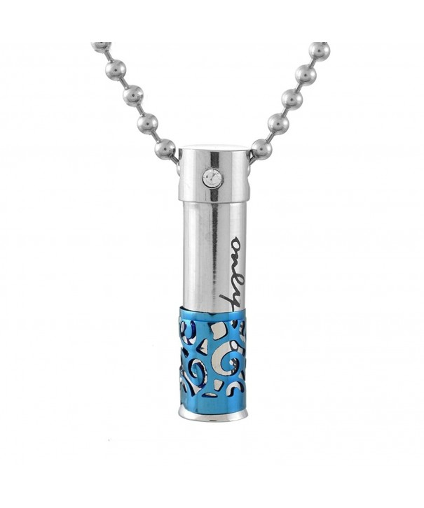 Bullet Only Cremation Pendant Necklace