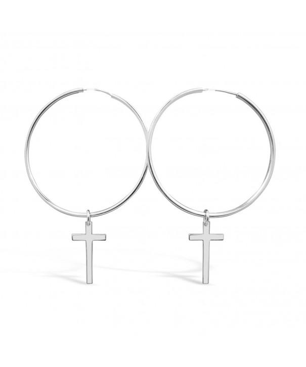 Sterling Silver Earrings Hypoallergenic Nickel